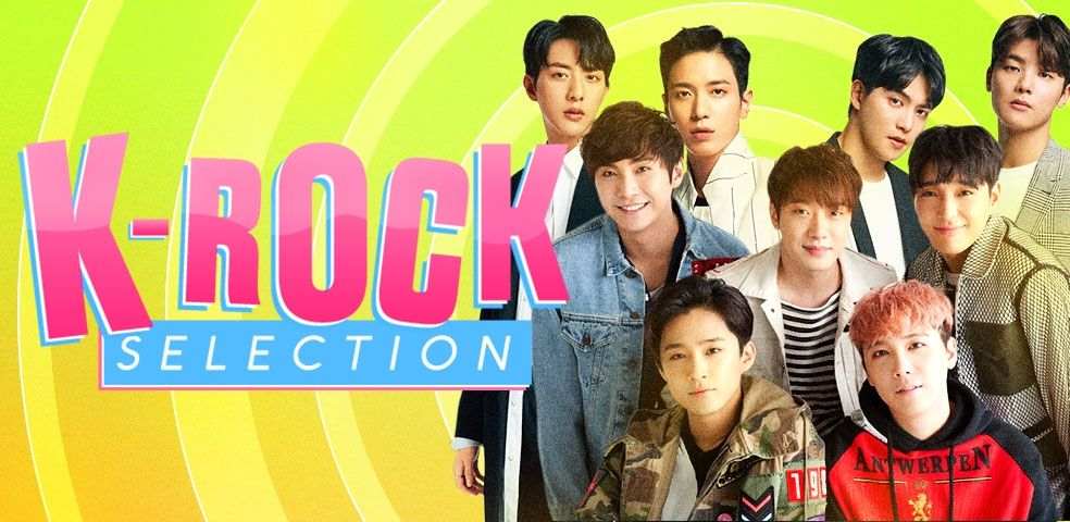 K-rock selection