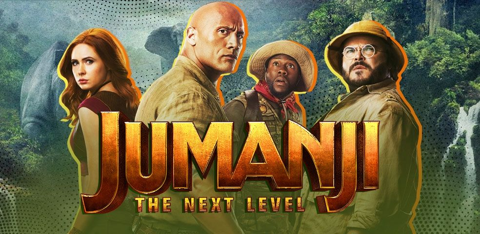 Jumanji: The Next Level (soundtrack)