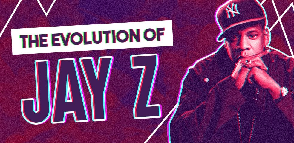 The evolution of Jay Z