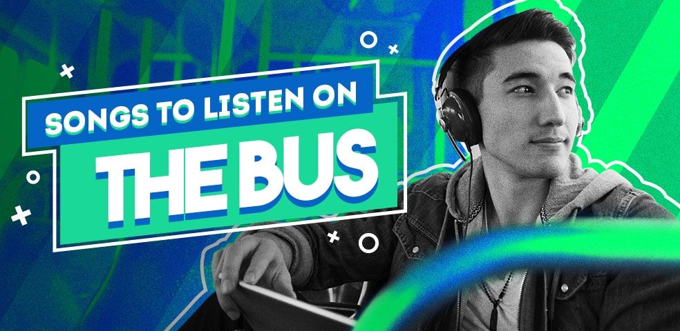 Songs to listen on the bus