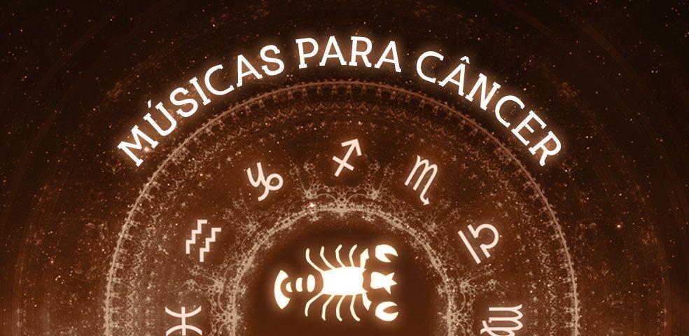 Músicas para câncer