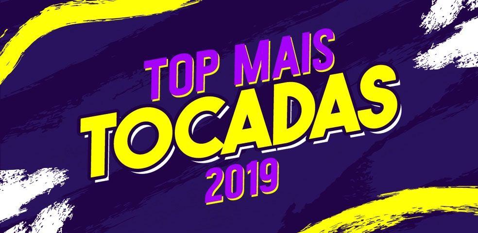 Top mais tocadas 2019