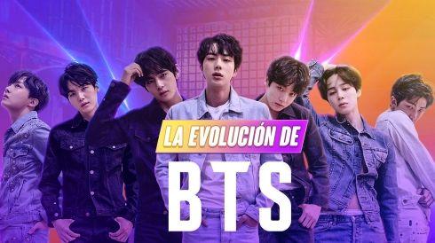 BTS - LETRAS COM (257 canciones)