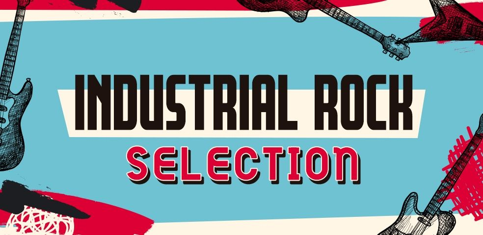 Industrial rock selection