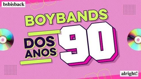 Boy bands dos anos 90