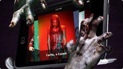 iPod de Carrie, a Estranha