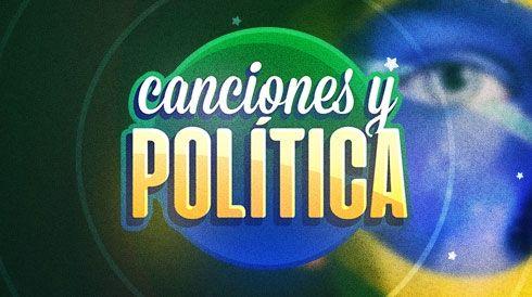 Canciones y política