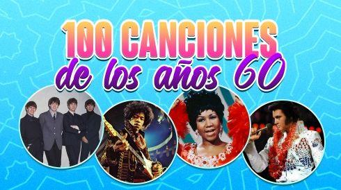 100 canciones de los años 60