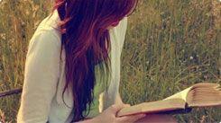 Lendo um bom livro