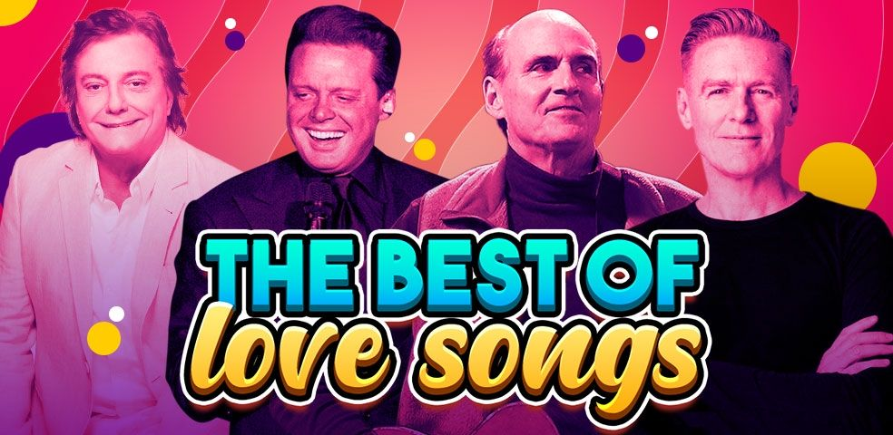 The best of love songs