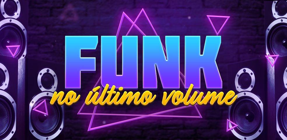 Funk no último volume