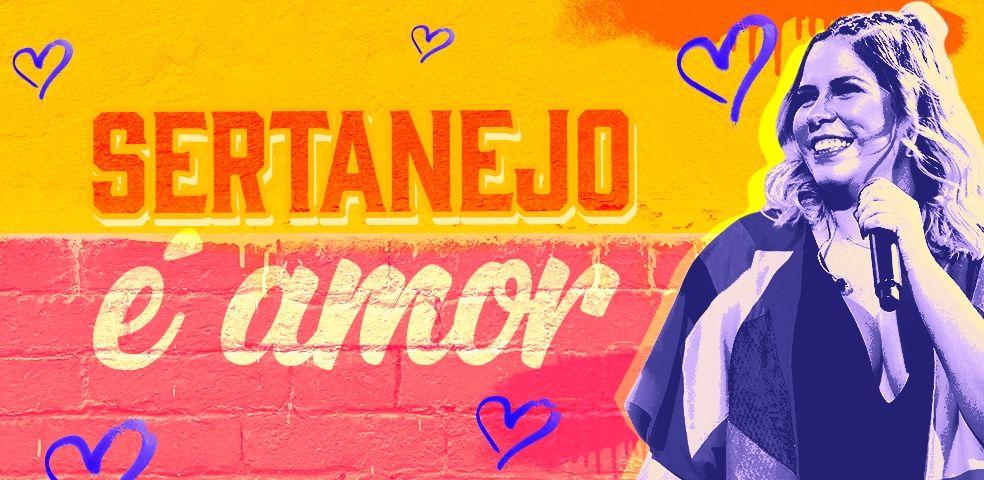 Sertanejo é amor