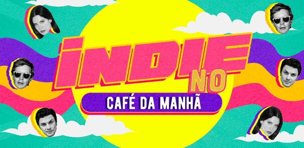 Indie no café da manhã