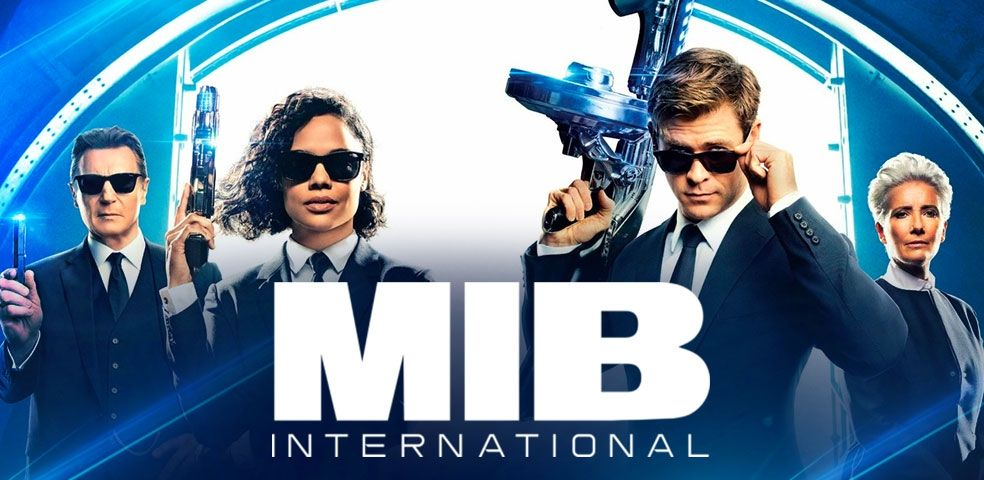 Men in Black: Internacional (soundtrack)