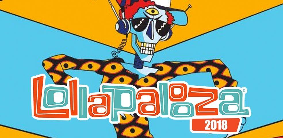 Lollapalooza Brazil 2018