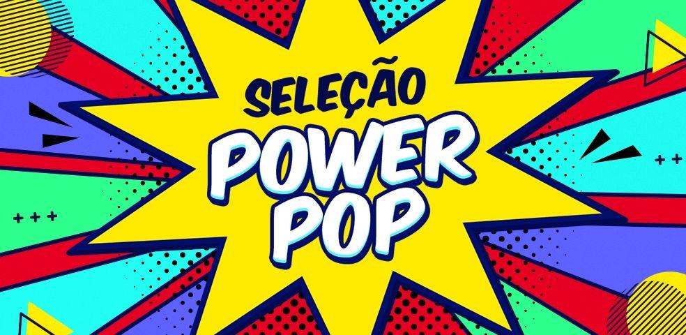 Seleção power pop