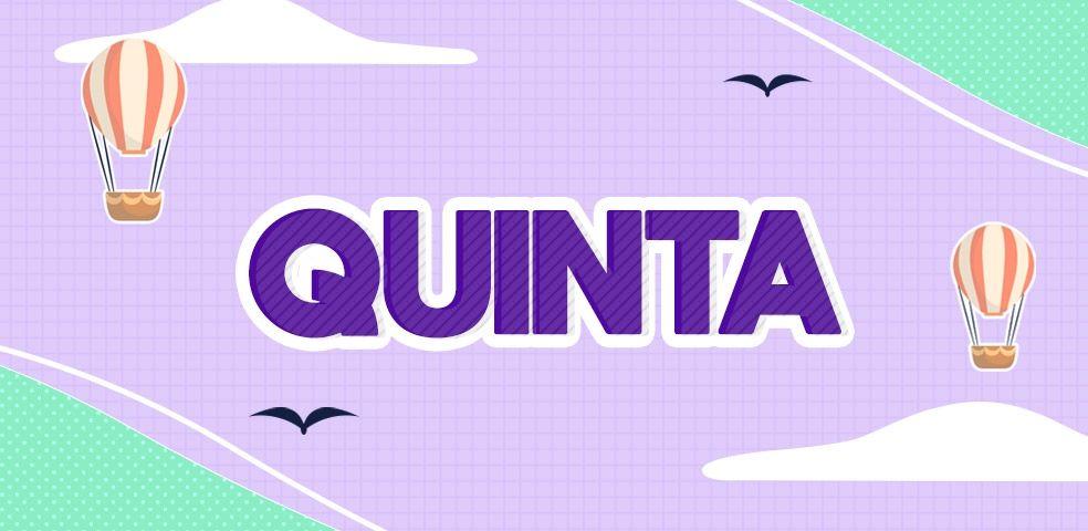 #Quinta