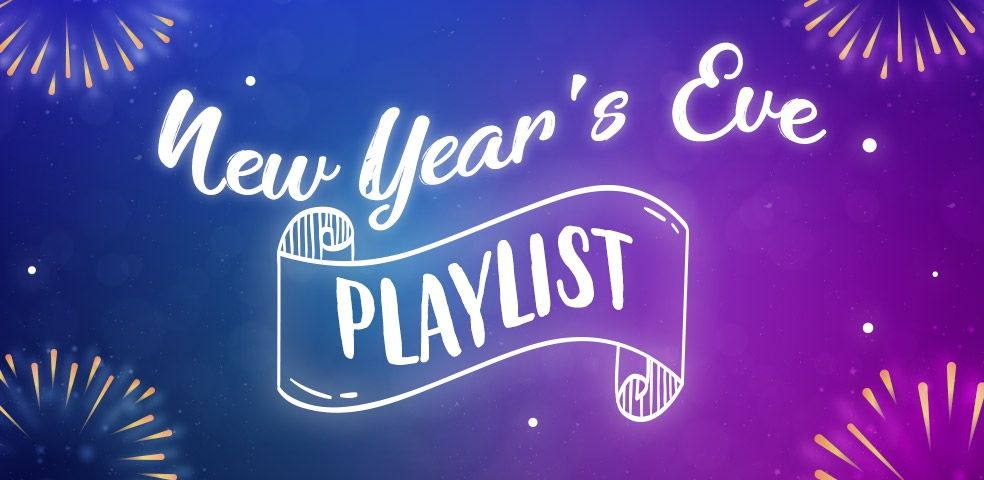 New year's eve playlists