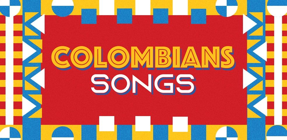 Colombians songs