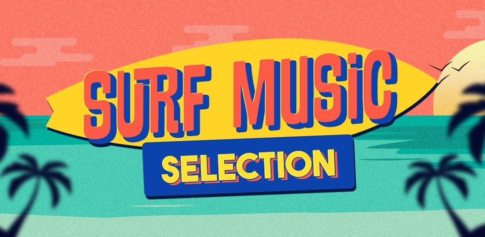 Surf music selection