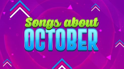 Songs about october