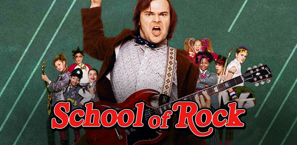 School of Rock (soundtrack)
