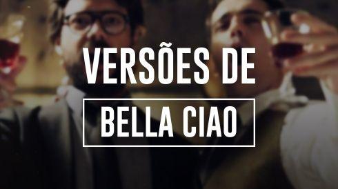 "Versões de ""Bella Ciao"""