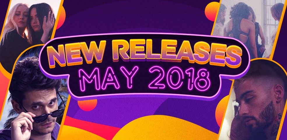 New Releases - May 2018