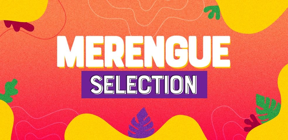 Merengue selection