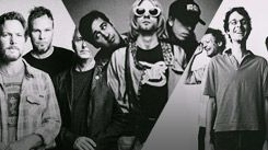 Clássicos do grunge