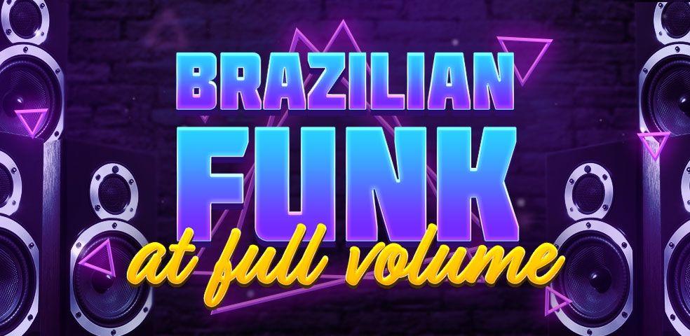Brazilian funk at full volume