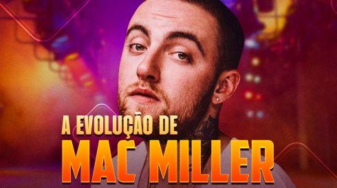 A evolução de Mac Miller Uma homenagem ao rapper ... b1ac0f90ba3