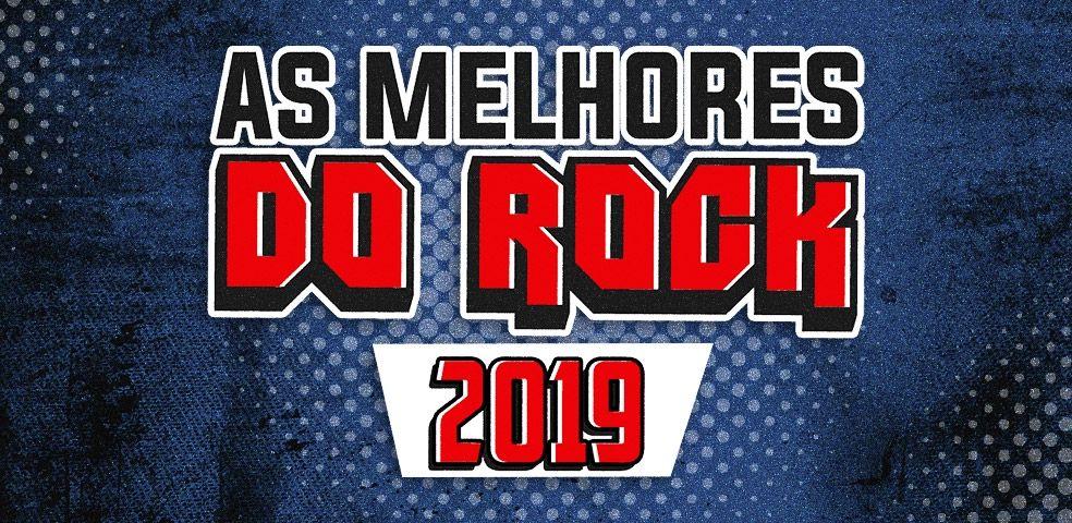 As melhores do rock 2019