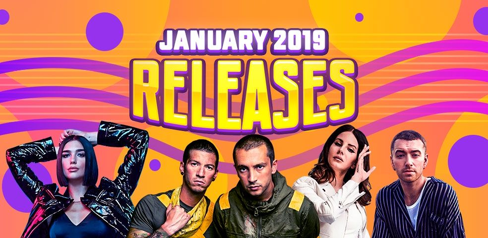 January 2019 releases