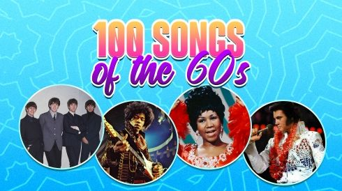 100 songs of the 60s