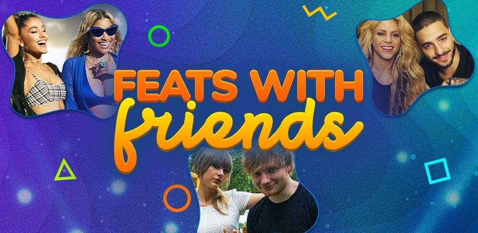 Feats with friends