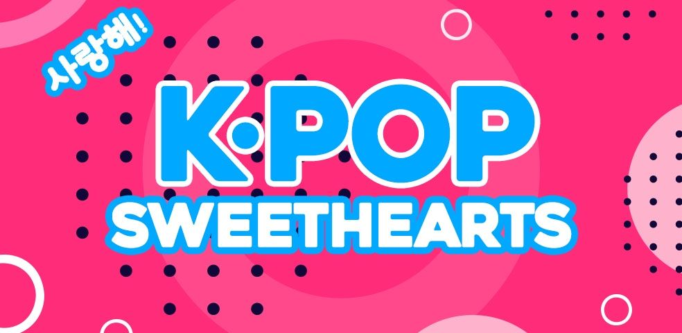 K-pop sweethearts