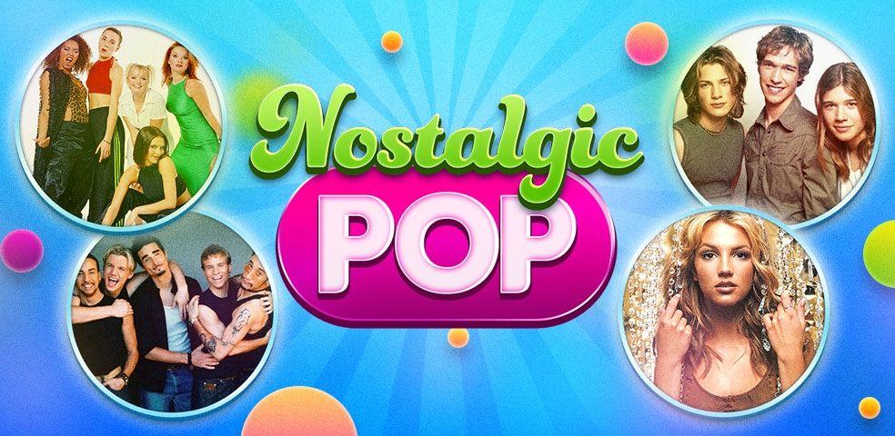 Nostalgic pop