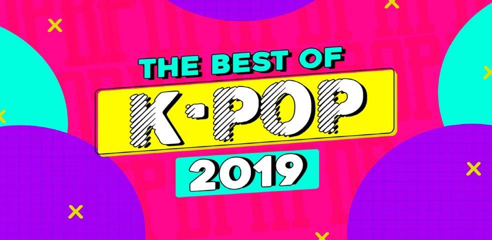 The best of k-pop 2019