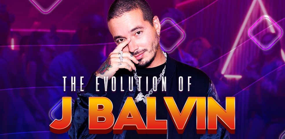 The evolution of J Balvin