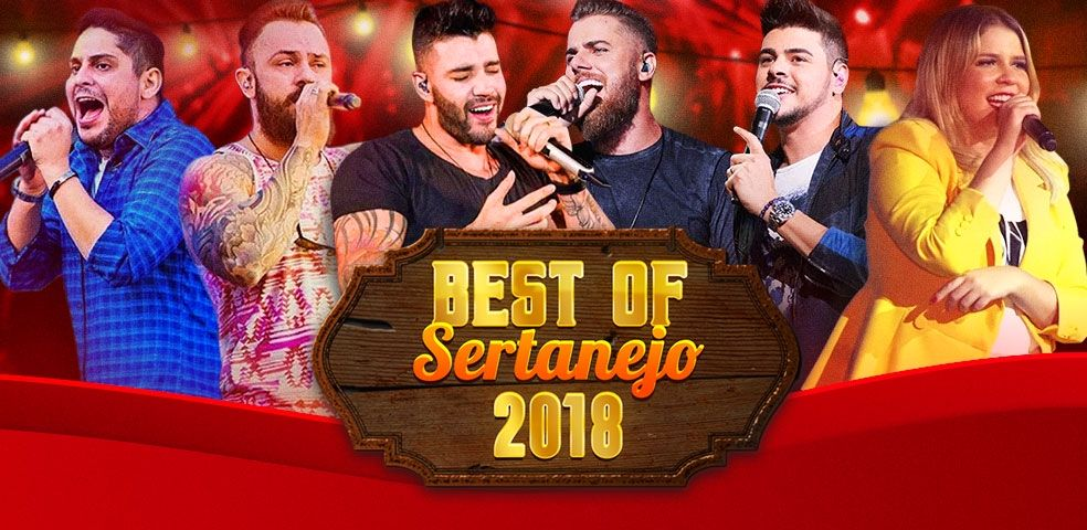 Best of sertanejo 2018