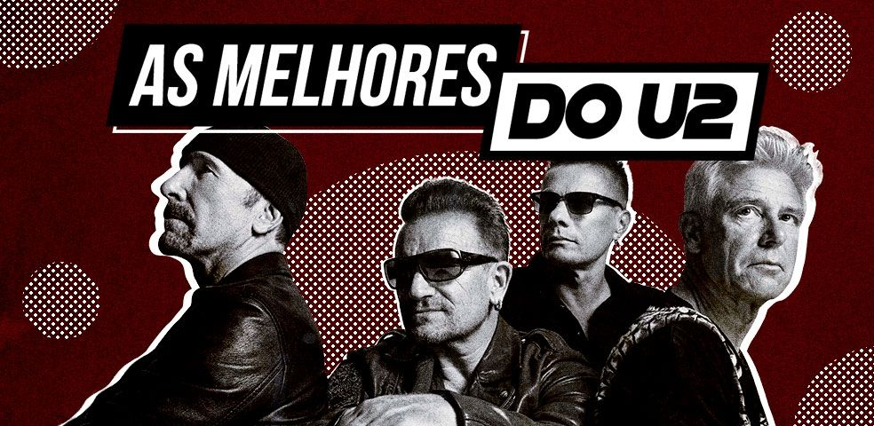 As melhores do U2