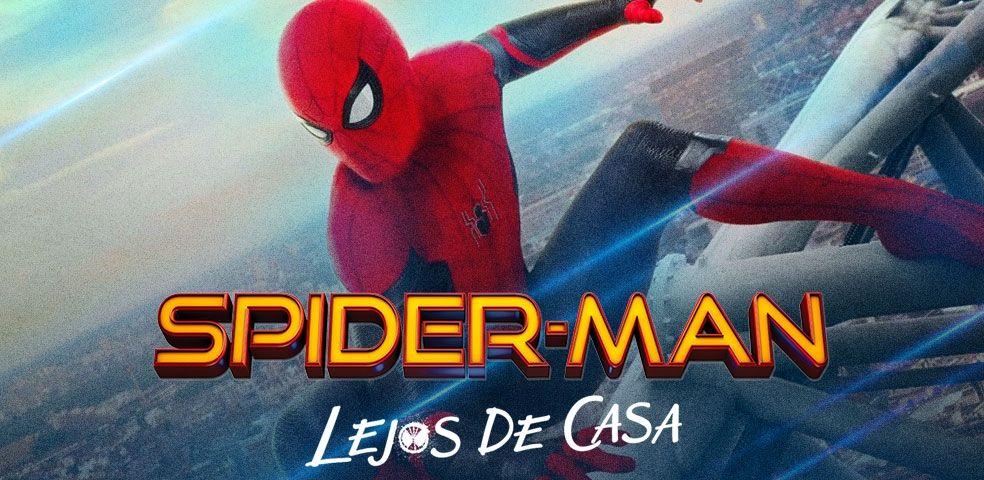 Spider Man Lejos De Casa Banda Sonora Playlist Letras Com