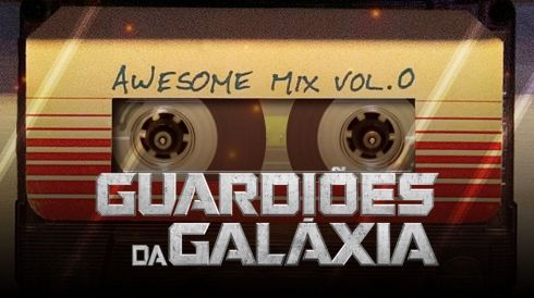 Guardiões da galáxia: awesome mix vol. 0