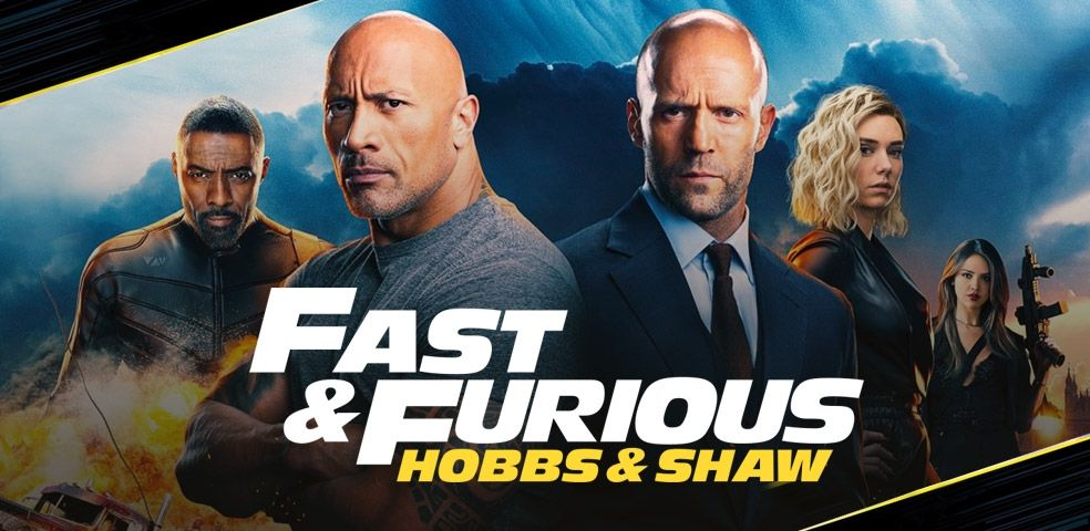 Fast & Furious: Hobbs & Shaw (soundtrack)