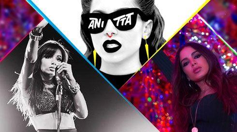 A evolução de Anitta