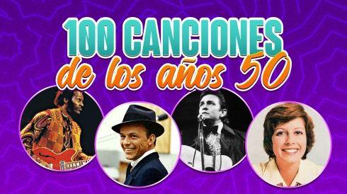 100 canciones de los años 50