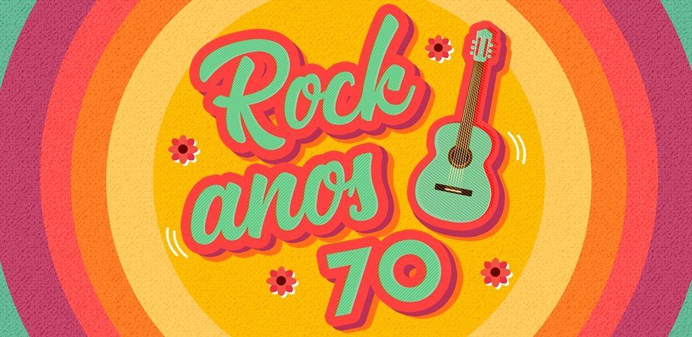 Rock anos 70