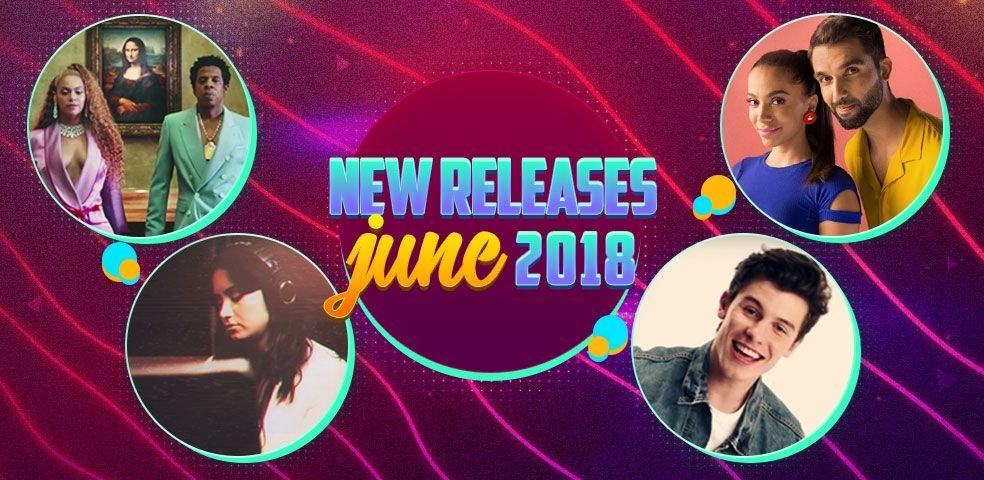 New releases june 2018
