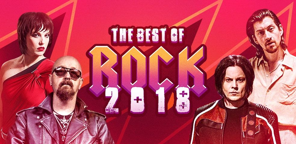 The best of rock 2018